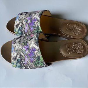 Vince Camuto Women's Haydan Slide Sandal SZ 8